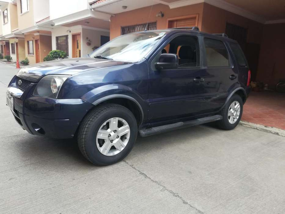 Ford Ecosport 2007 - 132000 km
