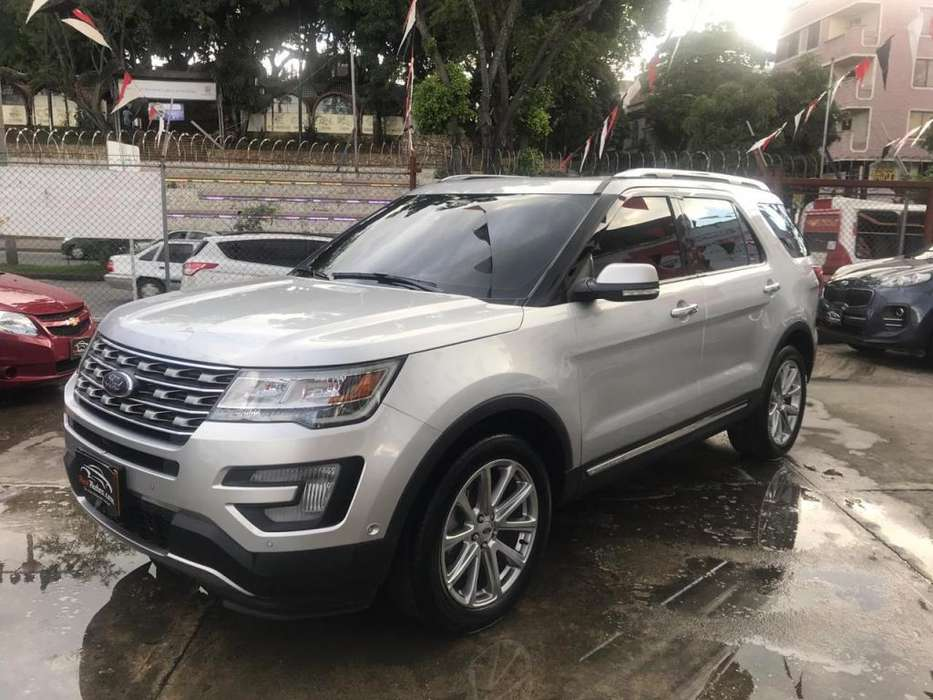 <strong>ford</strong> Explorer 2017 - 20900 km