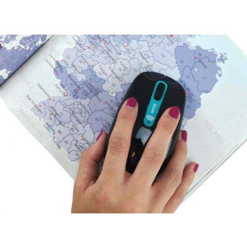Scanner Iris Scan Mouse Wifi