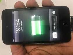 ipod touch 4 de 32gb con accesorios