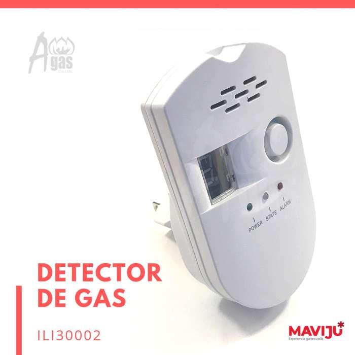 Detector de gas sensor
