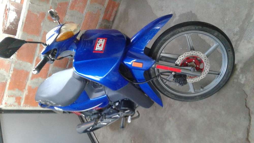 Vendo moto Guerrero Trip G110