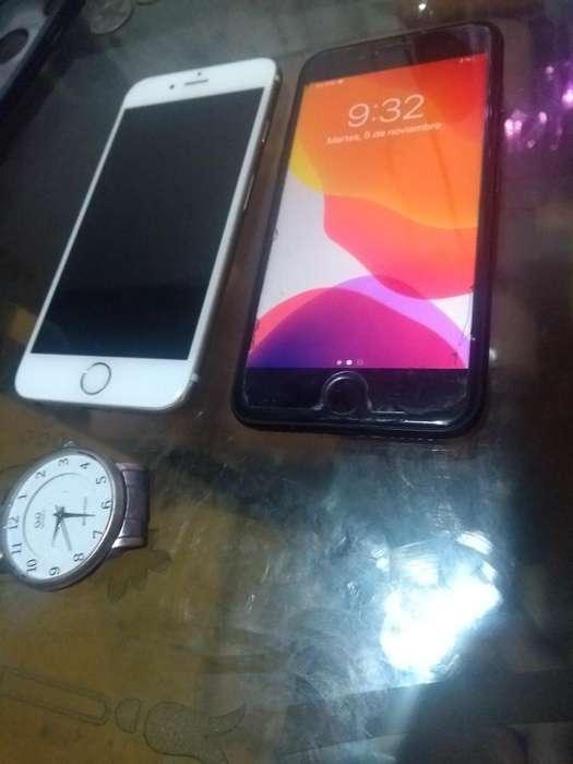 Vendo iPhone 6 Y 7