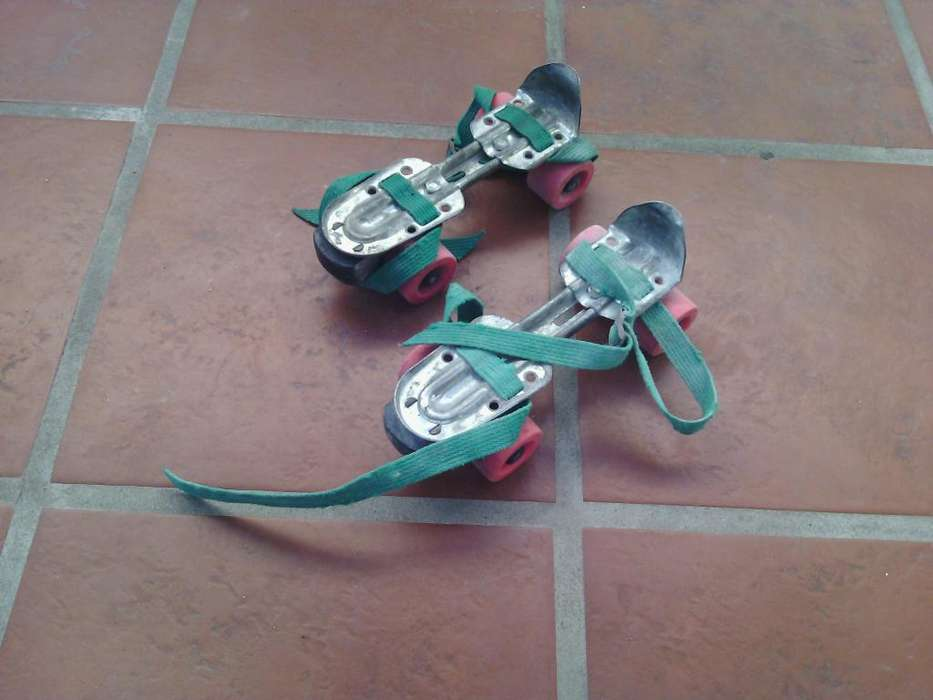 Patines extensibles con rulemanes