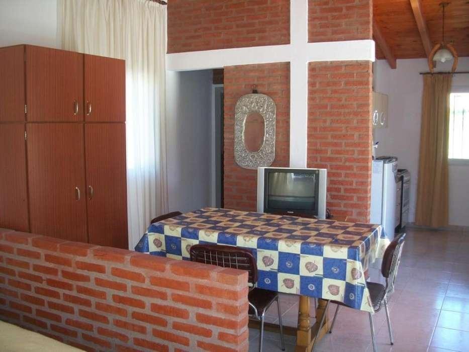 kn55 - Cabaña para 2 a 6 personas con pileta y cochera en Santa Rosa De Calamuchita