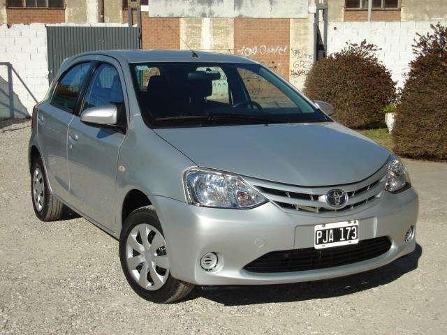 Toyota Etios 2015 - 44000 km