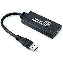 Convertidor USB 3.0 a Hdmi