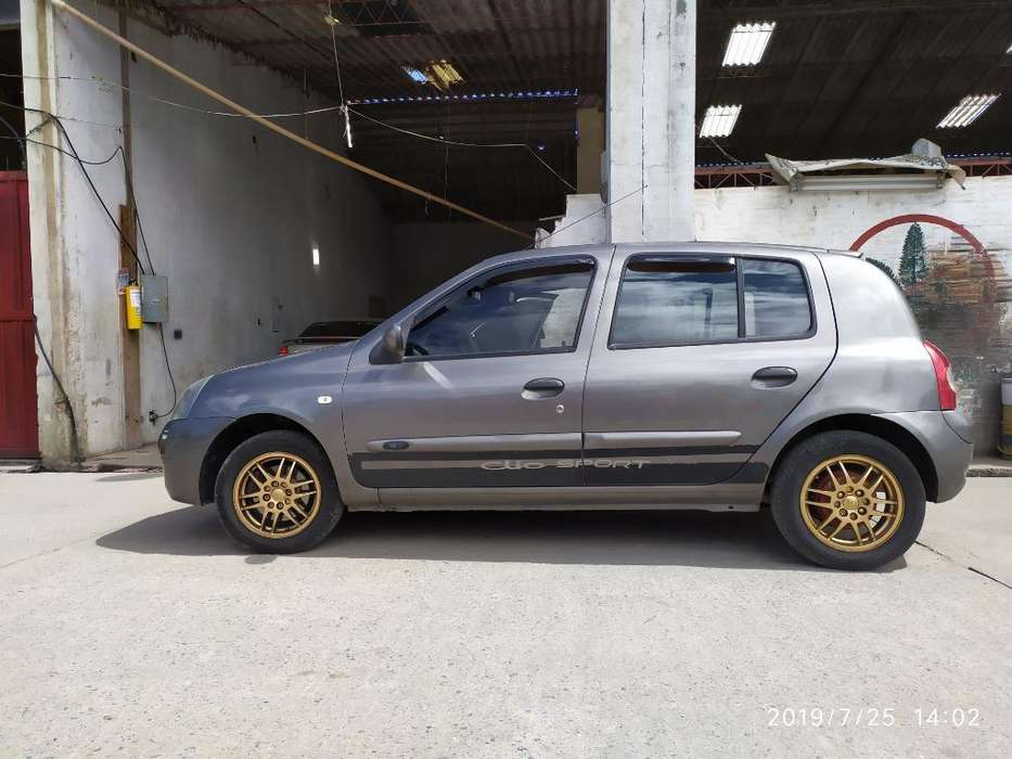 Renault Clio  2007 - 107000 km