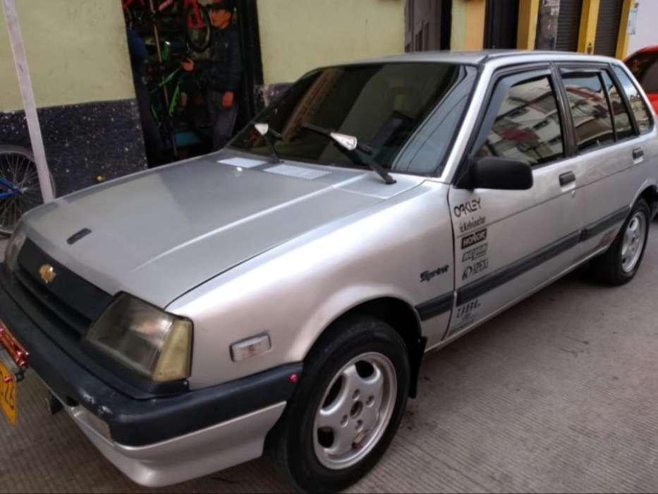 Chevrolet Sprint 2000 - 0 km