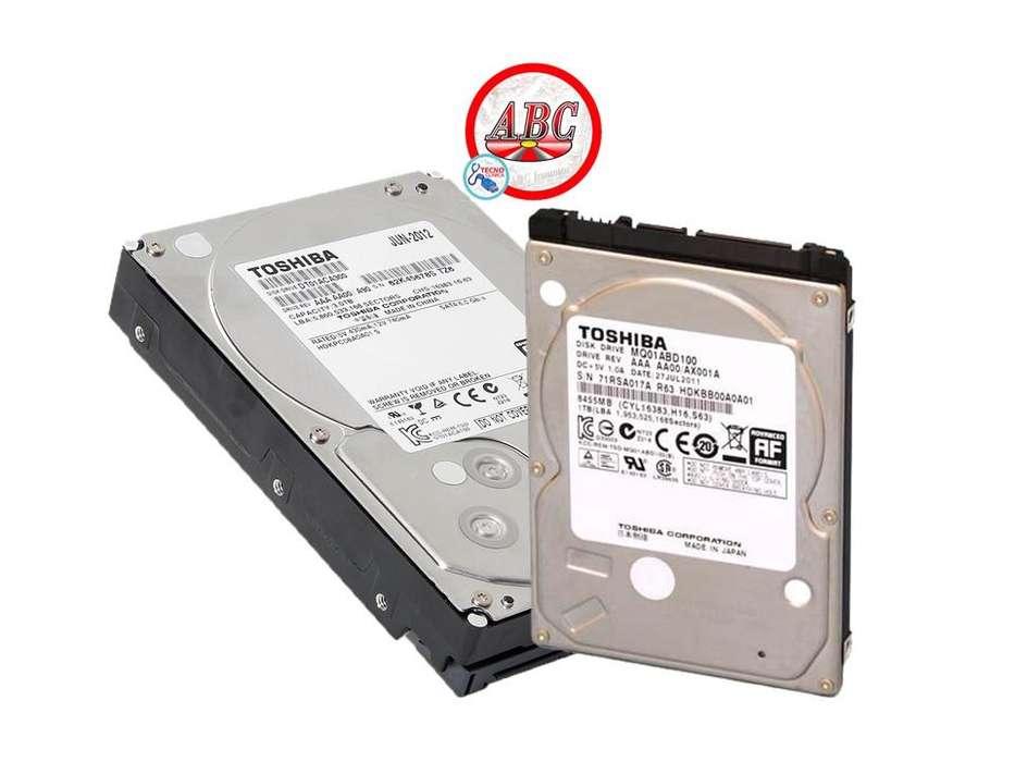 Disco Duro 500GB 1Tb 2TB Portatil Pc Sata Promocion Envio