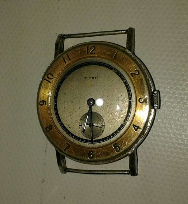 Reloj Titan Ascot <strong>swiss</strong>