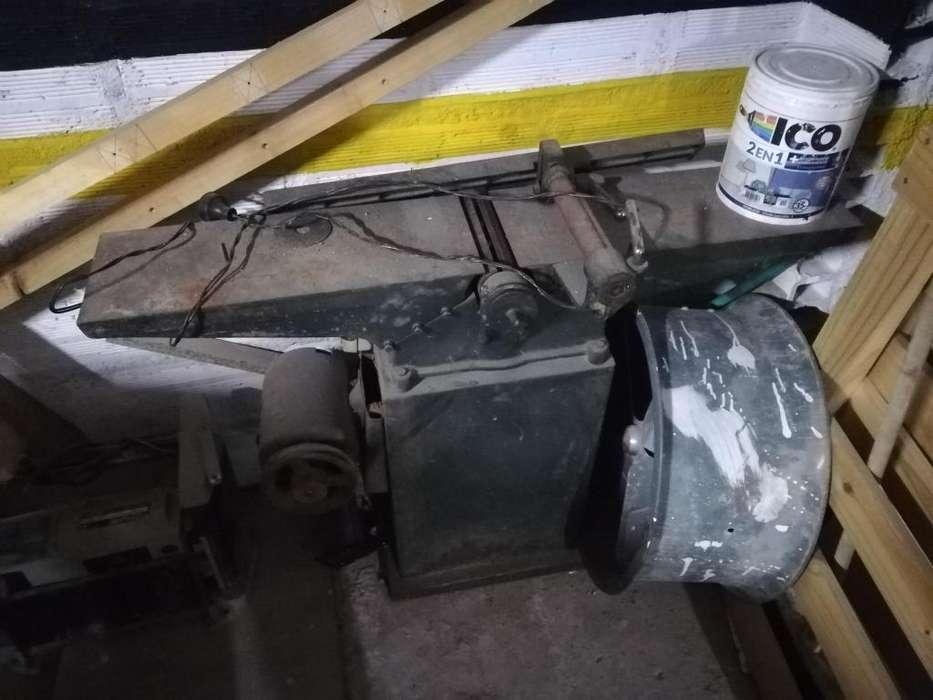 Canteadora 8 Hurtado con Motor