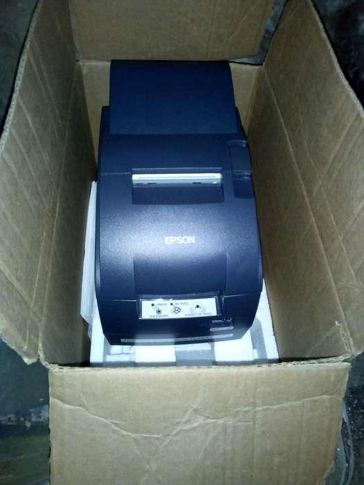 Impresora Fiscal Epson Nueva en Caja