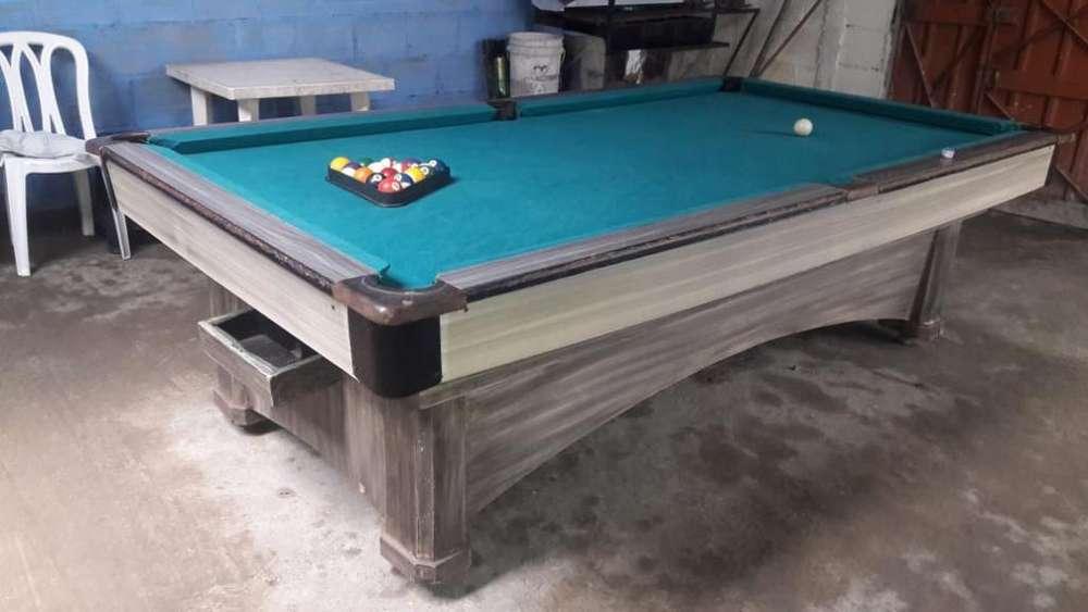 Barata Mesa de Billar Pool Grande