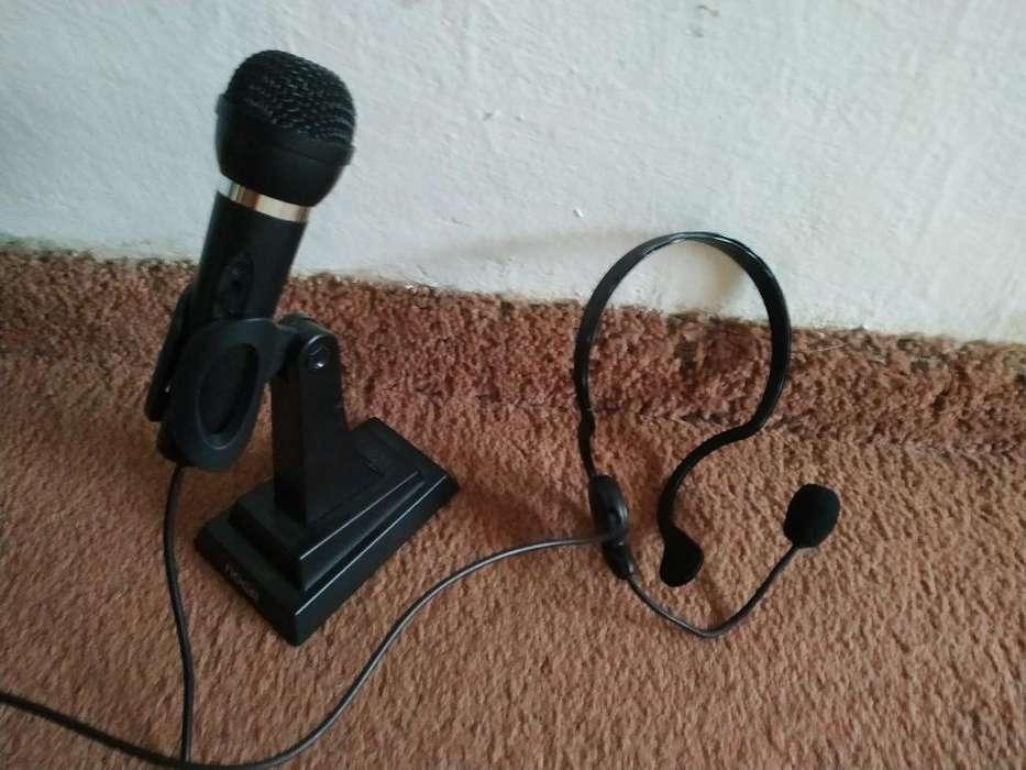 Conjunto Microfonos