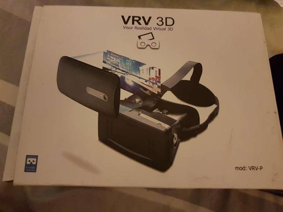 Visor de Realidad Virtual Nuevo Cel