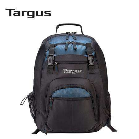 MOCHILA TARGUS XL 17 BLACK/BLUE
