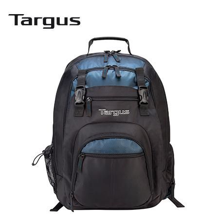 MOCHILA TARGUS XL 17 BLACK/BLUE