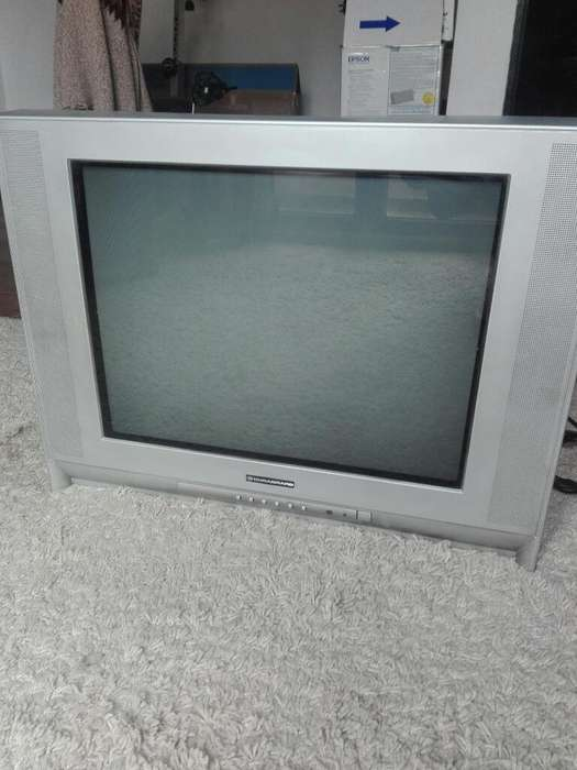 Tv Durabrand Flat Funcionando