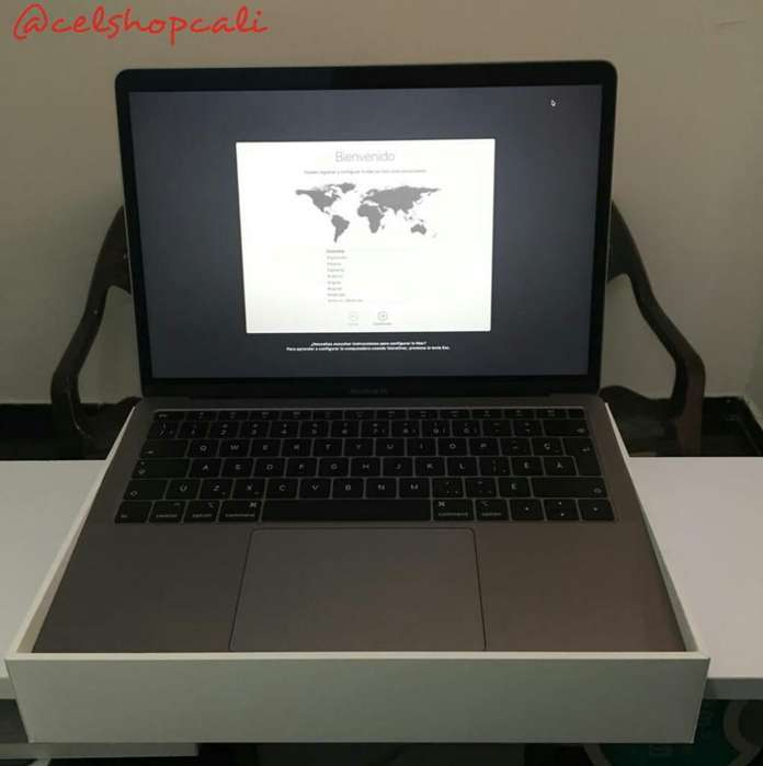 Macbookair 10 Meses de Garantia