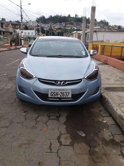 Hyundai Elantra 2013 - 145 km