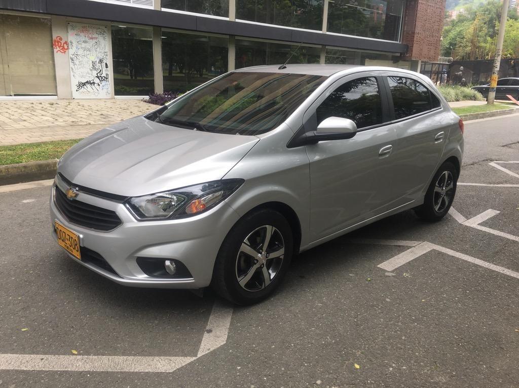 Chevrolet Onix Ltz 1.4 Cc At Como Nuevo