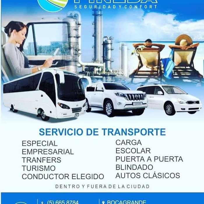 Servicio de Transporte-Baru-Playa Blanca