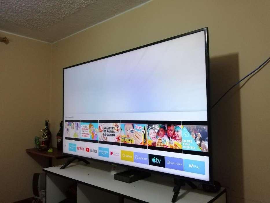 Samsung Smart Tv Ultra Hd 4k
