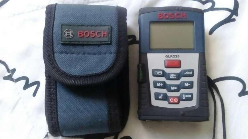 Medidor Laser Bosch Glr225