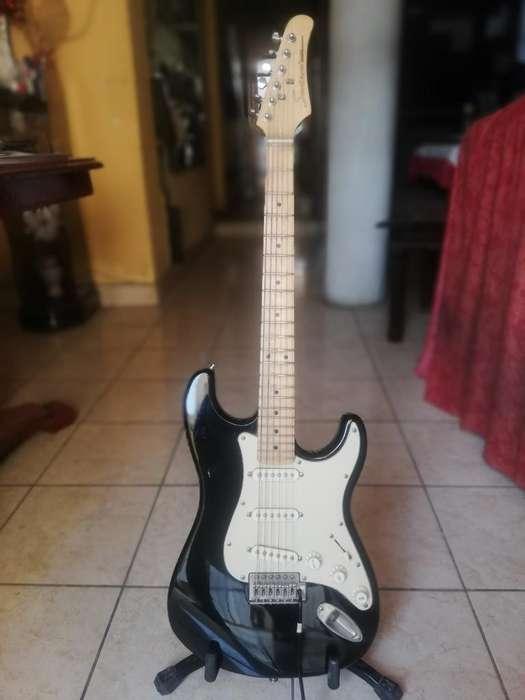 Remato Guitarra Santanu Pro Envios
