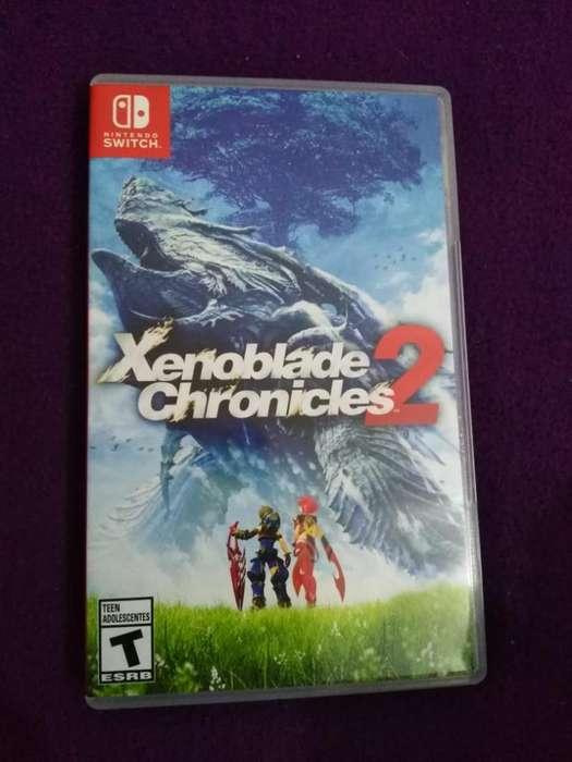 Xenoblade Chronicles 2 (con Codigo)