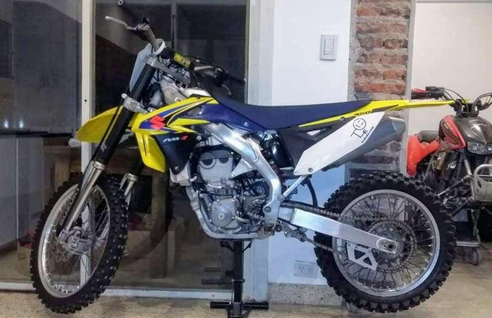 Motocross <strong>suzuki</strong> Rmz 450 2009 58hs Impec