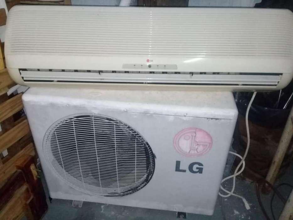 Aire acondicionado LG 6000 frigorias