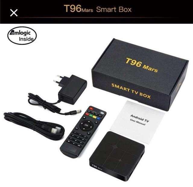 T96 Smarttv Plus Vuelve Smart Su Tv