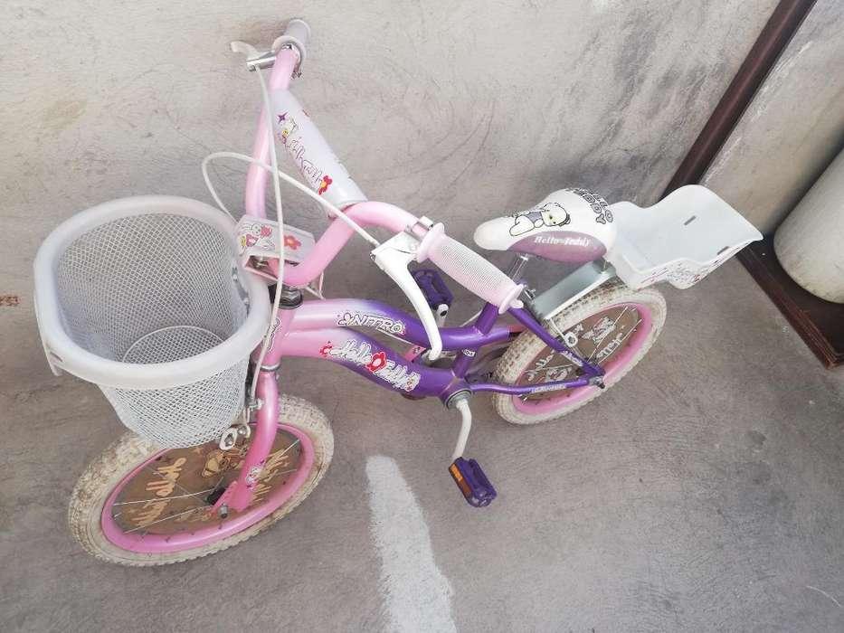 Bicicleta de Niña Seminueva 0988890106