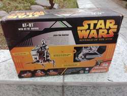 Star Wars Rots At-rt Walker Con Piloto At-rt