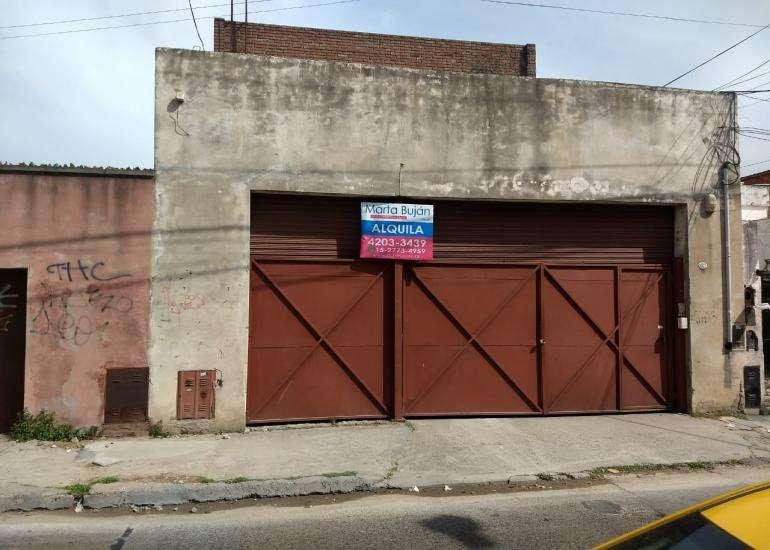 Alquiler de galpón en Avellaneda