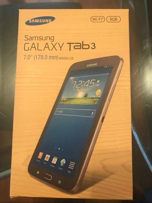 Tablet Samsung Galaxy Tab 3 de 7 Pulgada