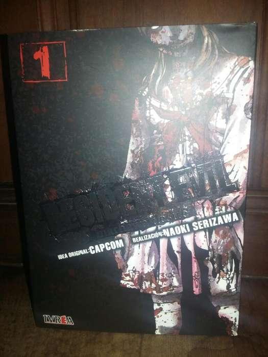 Manga Resident Evil