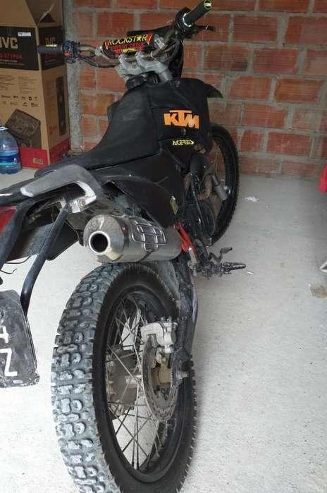 Venso Motomel 250cc.