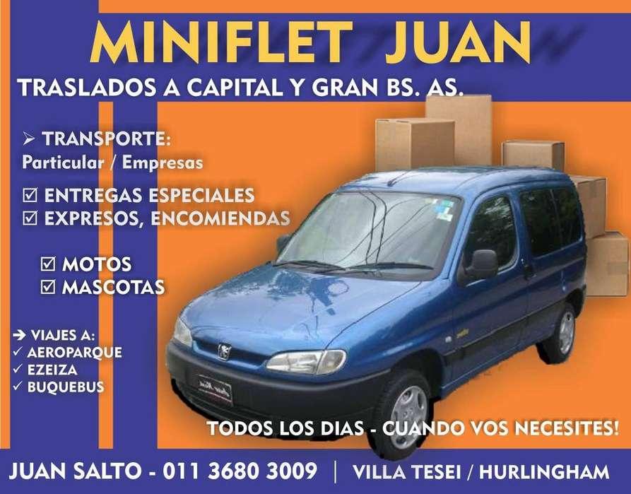 MINIFLET C.A.B.A Y G.B.A WSP 54 9 1136803009