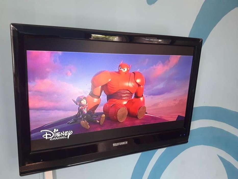 MONITOR - TV TELEFUNKEN LCD TKL2297S 22 PULGADAS MUY POCO USO