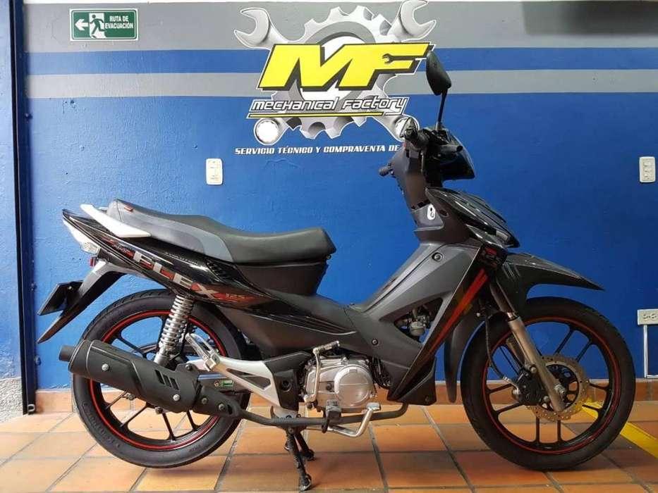 AKT FLEX 125 MODELO 2020 COMO NUEVA