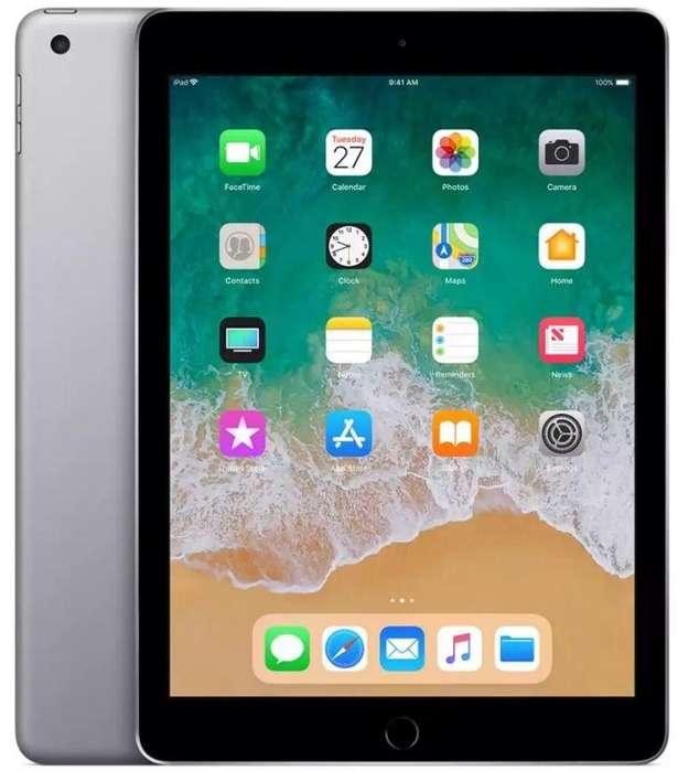 Apple iPad 9.7 32gb 6ta Generación 2018 Funda original Impecable (6 meses de uso)