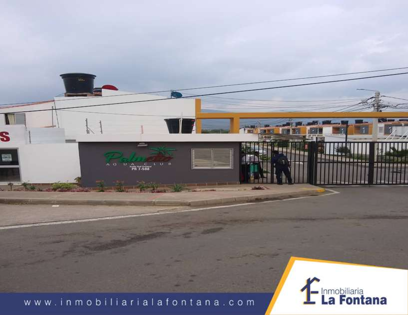 Cod: 3208 Arriendo Casa Amoblada en el Barrio Trapiches-Villa del Rosario