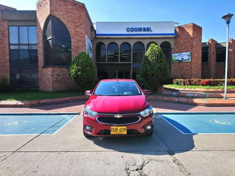 Chevrolet Onix 2019 - 8000 km