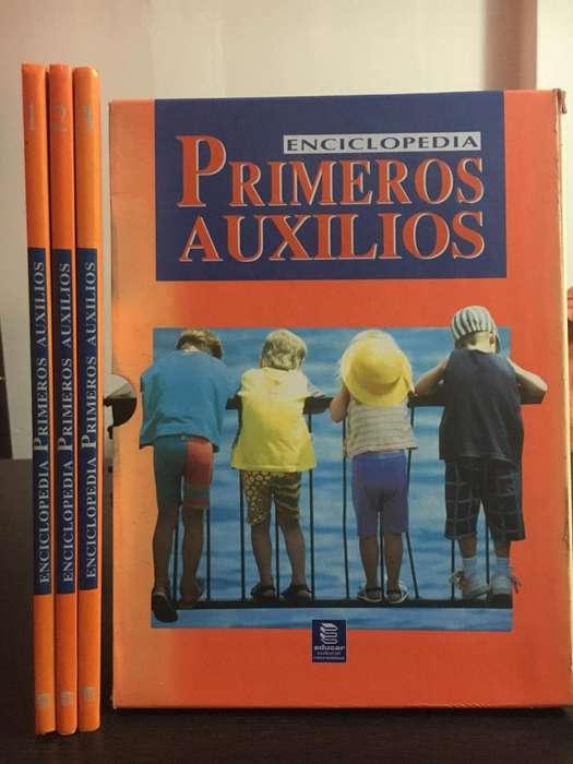 Enciclopedia completa de Primeros Auxilios