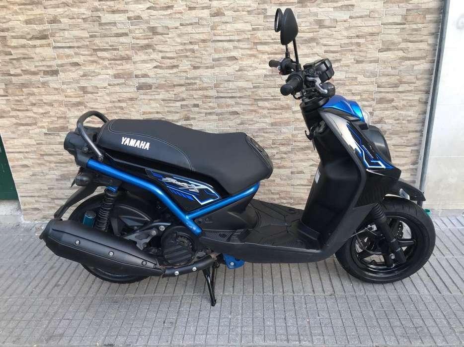 Yamaha Bws 2016 Como Nuevo