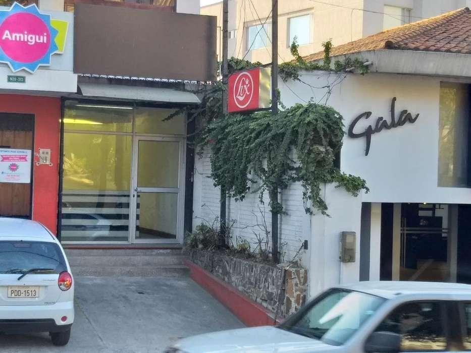 Arriendo Local Comercial Av. Eloy Alfaro