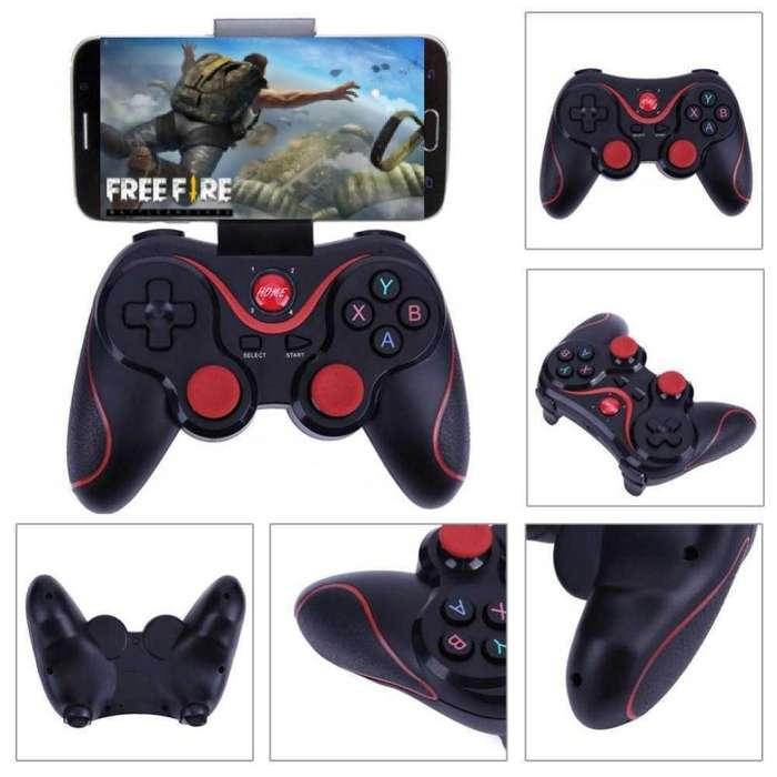 Control Gamepad Bluetooth Free Fire